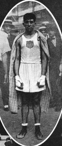 1924 Bronze Medal Winner at the Olympics which was held in France.