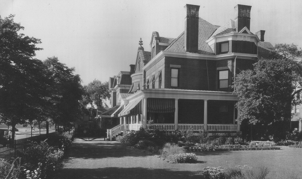The Meredith House - 138 N. Water Street - Photo courtesy Meredith Descendant